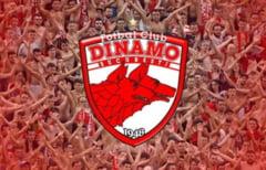 Gest superb facut de fanii lui Dinamo