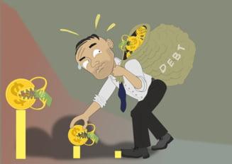 Gestiunea dezastruoasa a unei cresteri economice spectaculoase: in loc de consolidare, indatorare