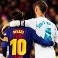 Gestul neașteptat pe care l-a făcut Sergio Ramos pentru Messi și familia lui