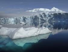 Gheata din Antarctica se extinde, in loc sa dispara, in urma incalzirii globale