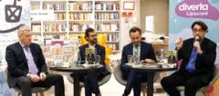 Gheorghe Falca si-a lansat o carte laudata de Predoiu si prefatata de Rares Bogdan