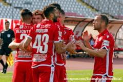 Gheorghe Multescu: Astazi am avut 18 jucatori la antrenament. Montini, Fabbrini, Sin si Popescu nu se simt inca bine