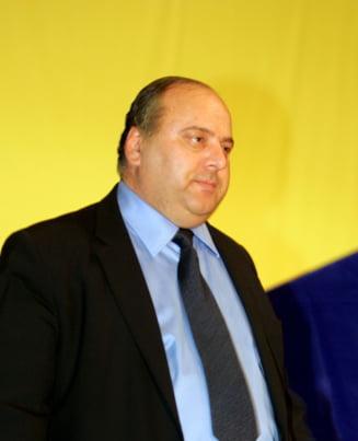 Gheorghe Stefan, condamnat la 3 ani inchisoare cu executare in dosarul privind finantarea PDL