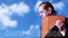 Gheorghe Zamfir canta sambata la Mausoleul Marasesti