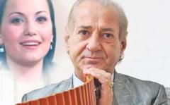 Gheorghe Zamfir isi ia nevasta cu 44 de ani mai tanara