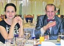 Gheorghe Zamfir se casatoreste cu iubita de 26 de ani