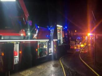 Gherila urbana la Strasbourg: 200 de masini au fost incendiate de Revelion