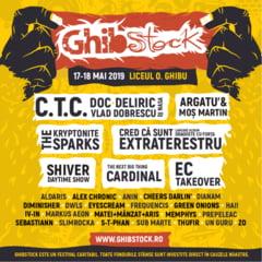 Ghibstock X are loc in acest weekend, in curtea liceului Onisifor Ghibu. Printre invitati se numara CTC, Argatu si Cred ca sunt extraterestru