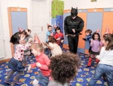 Ghid pentru a garanta distractia la o petrecere pentru copii