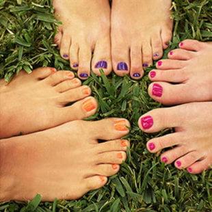 Ghid pentru picioare frumoase