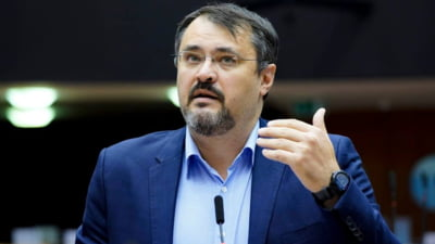 """Ghinea, despre motiunea simpla depusa impotriva sa: """"Un banc prost. PSD fuge de PNRR ca dracu' de tamaie"""""""
