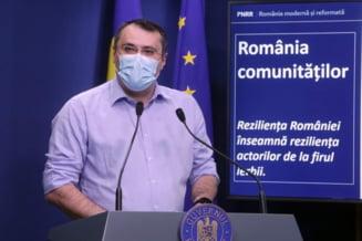 """Ghinea, dezvăluiri despre negocierile din decembrie: """"Orban venise la negocieri cu ordin ca PNL să ia Apărarea, Externele, Internele și Finanțele"""""""