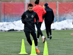 "Ghinion pentru FCSB: ""Messi"" Matei s-a accidentat la primul meci"