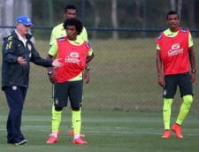 Ghinion teribil pentru Brazilia la CM 2014! Ce s-a intamplat cu inlocuitorul lui Neymar