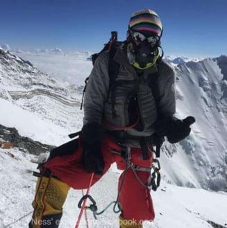 Ghinion teribil pentru un alpinist norvegian. Spera sa ajunga pe Everest, dar a fost testat pozitiv cu COVID-19