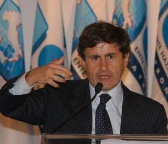 Gianni Alemanno anunta victoria la primaria Romei