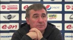 Gica Hagi, despre acuzatiile de blat de la meciul cu CSU Craiova