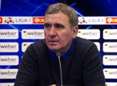 Gica Hagi ii ofera un sfat pretios lui Cosmin Contra inaintea meciului decisiv cu Suedia