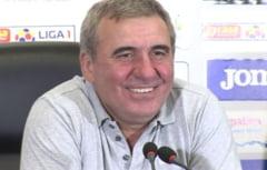 Gica Hagi rade de FCSB si Dinamo