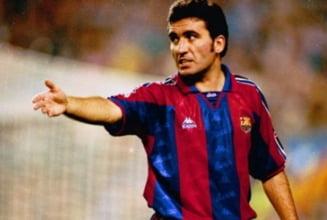 """Gica Hagi s-a comparat cu Leo Messi: """"Imi aduce aminte de mine"""". Cine este idolul din viata romanului"""