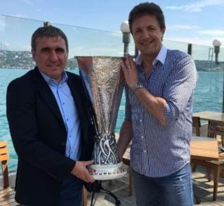 Gica Hagi si Gica Popescu, la aceeasi echipa: Oferta primita de cei doi