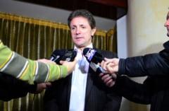 Gica Popescu, audiat la DNA in dosarul scriitorilor detinuti (Video)
