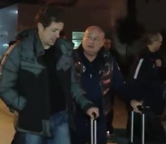 Gica Popescu, audiat la Parchetul Capitalei (Video)