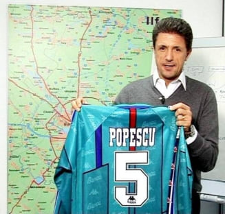Gica Popescu, favorit sa-i ia locul lui Mircea Sandu la FRF