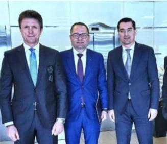 Gica Popescu a demisionat dupa aparitia in presa a unei fotografii