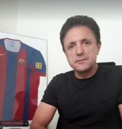 Gica Popescu e gata sa revina in fotbal: As fi onorat daca as primi o oferta