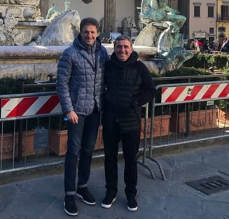 Gica Popescu il vrea pe Hagi presedinte la FRF