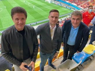 "Gica Popescu intervine in scandalul ""Generatia de aur la tribuna a doua"": ""Am cumparat bilete de mii de euro"""