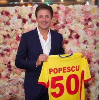 Gica Popescu lanseaza un atac dur la adresa lui Burleanu: Om fals, lipsit de idei proprii