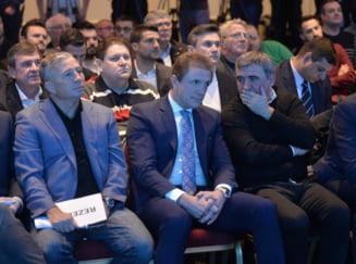 Gica Popescu s-a certat cu un oficial FRF in direct la TV: Iata dialogul aprins dintre cei doi