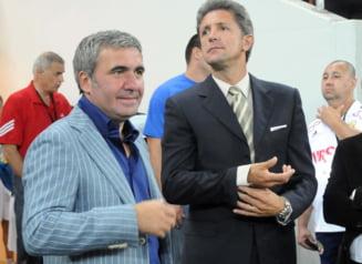 Gica Popescu s-a intors intr-o functie de conducere in fotbalul romanesc