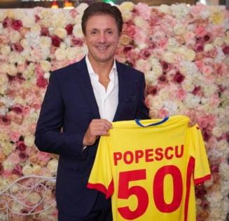 Gica Popescu s-a razgandit: Iata ce spune acum despre preluarea FRF