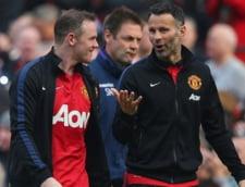 Giggs pleaca de la Manchester United
