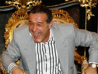 Gigi Becali: Eu o sa fiu tot timpul deputat, senator, pana cand voi muri