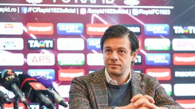 """Gigi Becali, atacat de omul cu banii de la Rapid: """"După meciul cu noi nu mai e antrenor la FCSB. Are jucători umflați"""""""