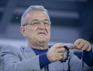 Gigi Becali, atacat dur de un conducator din Liga 1: Am citit ca e maresal, general
