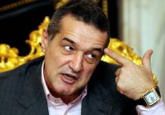Gigi Becali, dat de gol de sarbi: Ce a facut, de fapt, dupa meciul cu Partizan