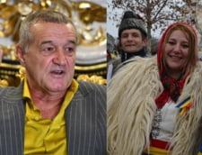 "Gigi Becali, despre Diana Sosoaca: ""Desi spune adevarul mai face si putin circ si nu poti ca femeie sa faci circ"""