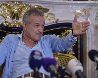 Gigi Becali, despre arbitrajul video in Liga 1: N-am eu nevoie, sa-i dea doar lui Dan Petrescu