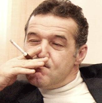Gigi Becali, fericit ca venirea lui Ponta la putere il scapa de dosare