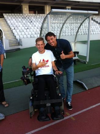 Gigi Becali, gest superb pentru Mihaita Nesu