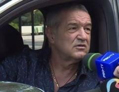 Gigi Becali, in culmea fericirii dupa anuntul revenirii Peluzei Nord la meciurile FCSB