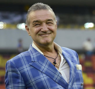 Gigi Becali, in culmea fericirii dupa victoria FCSB din Europa League: Ce vrei mai mult?