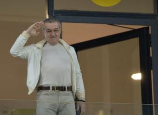 "Gigi Becali, nemultumit dupa egalul dintre CFR Cluj si FCSB: ""Daca jucau la victorie, ne bateau de ne uscau"""