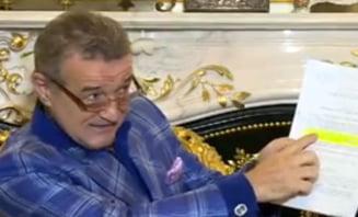 Gigi Becali, patron la Petrolul: Se face, il astept cu bratele deschise