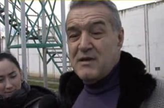 Gigi Becali, primele declaratii dupa ce a fost eliberat conditionat: Ce spune despre Basescu, Ponta si Gica Popescu